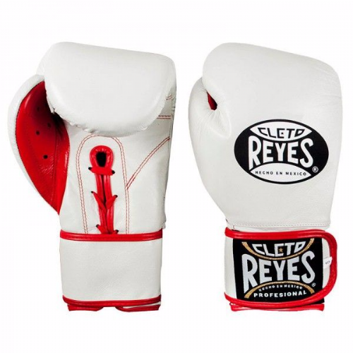 Cleto Reyes Universal Training Gloves - White/Red